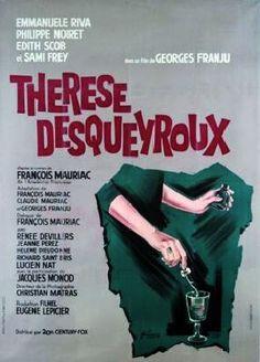 Thérèse Desqueyroux.