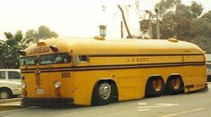 Image result for chopped school bus