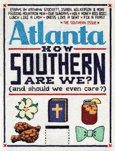 Atlanta #mag #cover #magazine