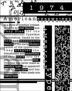 American Typewriter