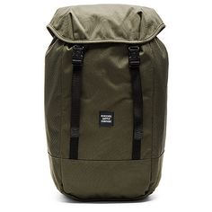 Herschel Supply Co. Aspect Iona ($77) ❤ liked on Polyvore featuring bags, handbags, laptop bags, laptop purse bag, purse bag, drawstring purse and draw string bag