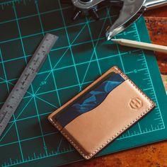 Veg Tan Wallet, Credit Card Wallet For Men, Slim Men's Leather Wallet, Personalized Front Pocket Wallet Front Pocket Wallet, Pocket Cards, Custom Leather, Tan Leather, Leather Card Wallet, Thing 1, Credit Card Wallet, Leather Material, Leather Wallets
