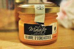 Le beurre d'écrevisses (photo d'Anne-Laure / rue Rivard
