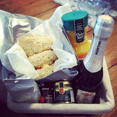 New Year's Eve Night In Basket | Bloggers' Best DIY Ideas ...