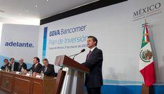 Decididos a modernizar la economía de México