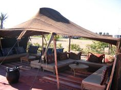 Morocco Atlas Mountains Beber Bedouin-Tent [yvonne ayoub.jpg] via mahala knight's google search