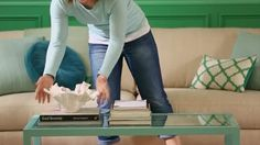 Watch How to Style a Coffee Table in the Better Homes and Gardens Video