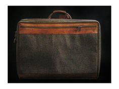 Vintage Hartmann Suitcase (Tweed)
