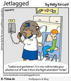 Jet Laggaed  Hide It From The Flight Attendant