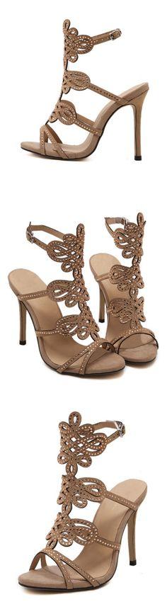 Trendy High Heels Inspiration     - #Heels https://talkfashion.net/shoes/heels/trendy-high-heels-inspiration-523/