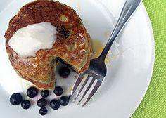 grain and dairy free pancakes!