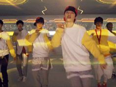 The Squishy dance lol. D.O. is just so cute and squishy