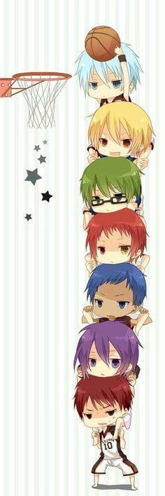 Anime Chibi, Anime Kawaii, Chibi Kawaii, Cute Chibi, Manga Anime, Anime Art, Chibi Boy, Kuroko No Basket, Anime Boys