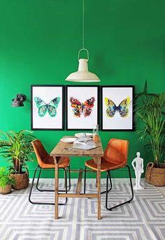 Zmena k lepšiemu, pokojné vzťahy, naturálnosť. To všetko na svojich krídlach nesie motív motýľa. Preneste si ho do vášho domova aj vy.