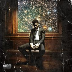 Kid Cudi - Man on the Moon, Vol. 2: The Legend of Mr. Rager [Explicit Lyrics] (CD)