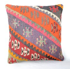 Kilim pillows, Kilim cousin,Big cousin canapé, Boho pillow cover, Pillow outdoor, Decorative pillow, Home decor, Anatolian pillow, Turkish kilim pillow, Handmade pillow, Vintage, Kilim cushion cover