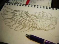 Diamond Wings by MIDICR0NICA