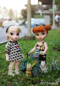 Disney Animator Doll, Disney Dolls, Ag Dolls, Girl Dolls, Rapunzel, Tiana, Disney Animators Collection Dolls, Merida, Aladdin