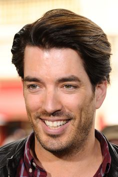 Jonathan Scott! My personal favorite of the property brothers ;)