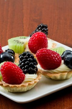 Cream Cheese Tart Shells Recipe - Only 3 Ingredients!