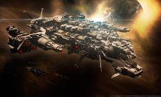 D.S.E. Omega03 - The Starburst by ~MarkusVogt on deviantART