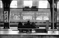 Stazione centrale, Milano. Milano, Broadway Shows, The Past, Italia