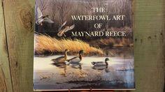 The Waterfowl Art of Maynard Reece by Maynard Reece (1985, Hardcover) by 3OaksTreasure on Etsy
