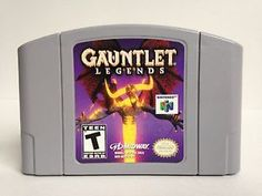 Nintendo 64 - Gauntlet Legends