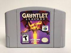 Nintendo 64 - Gauntlet Legends