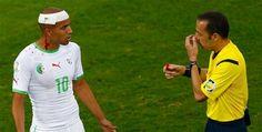 Na raça, Argélia consegue classificação histórica