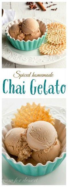 Homemade Chocolate Gelato | Recipe | Chocolate orange ...