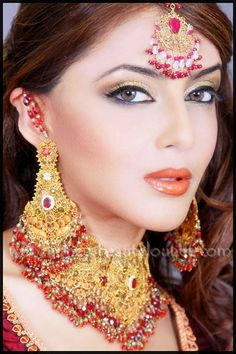 indian wedding makeup | Recent Photos The Commons Getty Collection Galleries World Map App ...