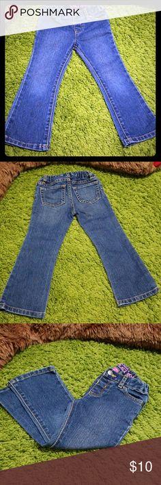 Children's Place Bootcut Jeans Adorable toddler jeans in like new condition! Children's Place Bottoms Jeans