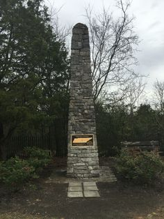 Geographic center of Tennessee, Murfreesboro, Tennessee.