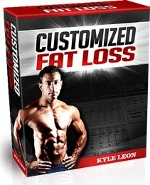 Customized your fat with world's famous Kyle Leon Customized fat loss with this you can shape your belly fast.