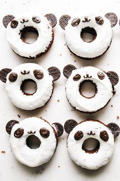 panda donuts - http://www.iamafoodblog.com