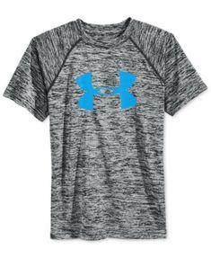 c133942d Under Armour Boys' Big Logo T-Shirt & Reviews - Shirts & Tees - Kids -  Macy's