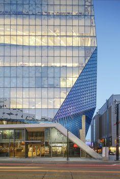 Galería - Centro de aprendizaje de estudiantes Universidad de Ryerson / Zeidler Partnership Architects + Snøhetta - 28
