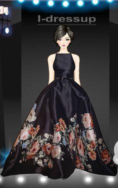 I love fashion dress up