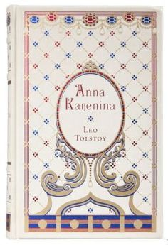 My wonderful boyfriend gave me this version for Christmas 2013! Anna Karenina (Barnes & Noble Collectible Editions) by Leo Tolstoy ...