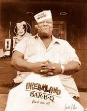 "- John ""Big Daddy"" Bishop - Founder of Dreamland Barbeque - Jerusalem Heights, Tuscaloosa, Alabama -"
