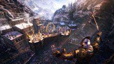 Middle-earth: Shadow of War's director of technical art talks Project Scorpio   The biggest console release of the year is still months away but already we know one of Project Scorpio's launch games. Let's just say it has a distinct Tolkien flair.  Middle-earth: Shadow of War by Monolith Productions was revealed last week as the first confirmed title for Microsoft's forthcoming console. Project Scorpio is a brand-new next-gen system so naturally there were some jitters and kinks to work out…