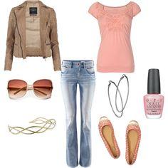 Soft pink,