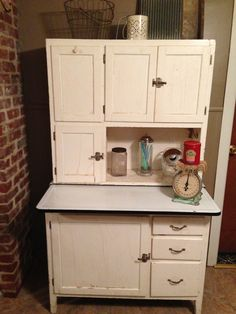 Hoosier cabinet I think this is the same one my grandma had,