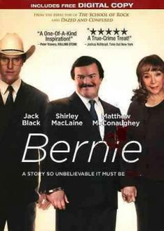 BERNIE (DVD/DC)