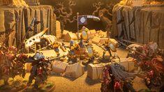 Showcase: Stormcast Eternals Vindictors » Tale of Painters The Vindicator, Stormcast Eternals, Imperial Knight, Painters, Roman, Age