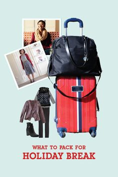 What To Pack For A Week At Home - Thanksgiving Packing List