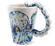 Tentacled Octopus Mug
