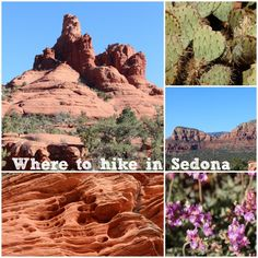 So many great choices of where to hike in Sedona, Arizona. Note, check out Hike House in the townsite for hiking info! Arizona Travel, Sedona Arizona, Arizona Trip, Arizona Usa, Camping And Hiking, Hiking Trails, Camping Tips, Nevada, Places To Travel
