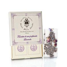 Santa Maria Novella LAVENDER Wax Tablets - New and Sealed #SantaMariaNovella